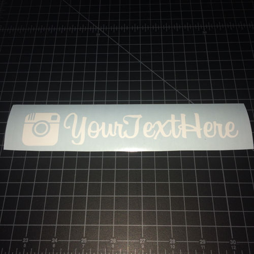 Custom Instagram Sticker