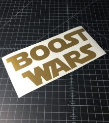 boost wars gold
