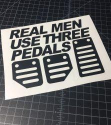 real men black