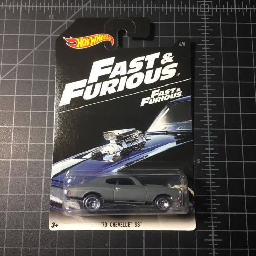 2016 Chevelle Ss >> 70 Chevelle Ss Fast And Furious Hot Wheels 2016