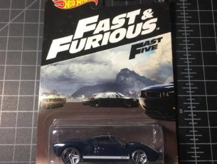 Ford GT-40 Fast and Furious 2016 Hot Wheels