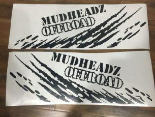 mudheadz offroad banners