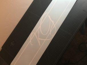 kg banner white